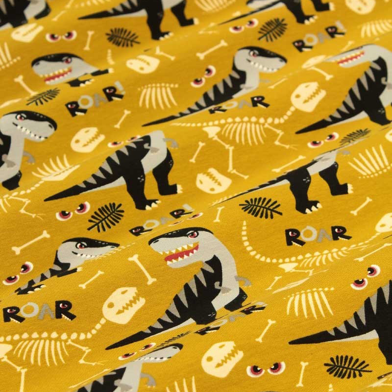 Dinosaurukset, okrankeltainen COLLEGE