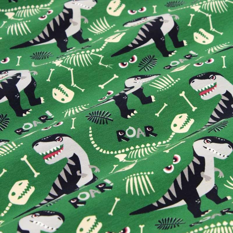 Dinosaurukset, vihreä COLLEGE