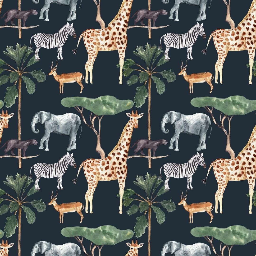 Wild animals, tumma petrooli