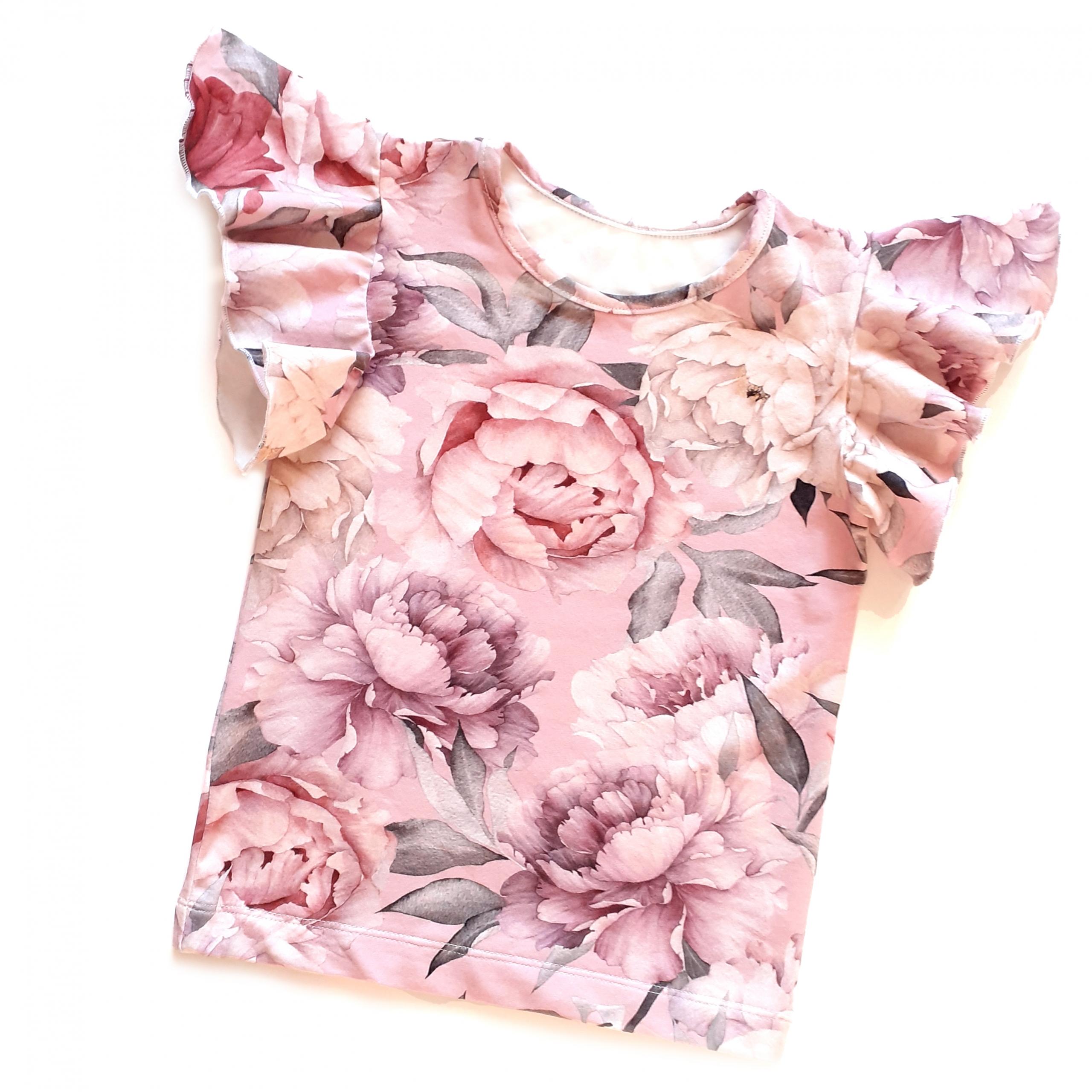 Frillahihainen t-paita
