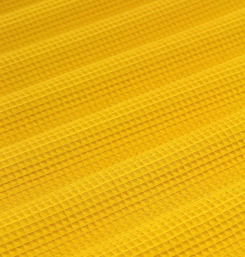 Vohvelikangas, keltainen