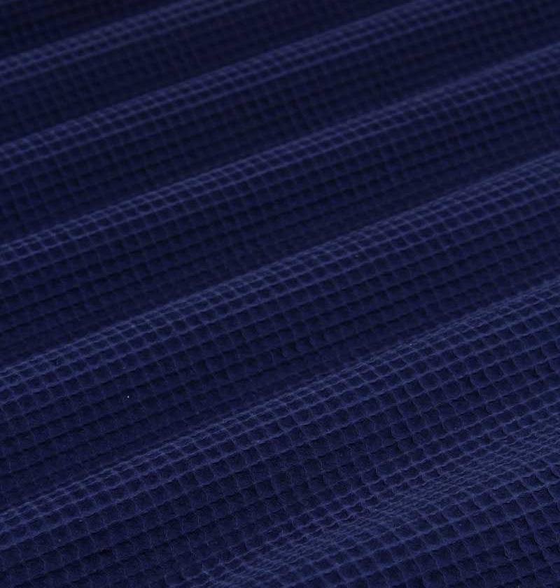 Vohvelikangas, tummansininen