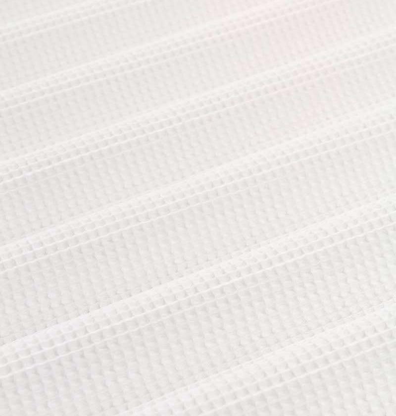 Vohvelikangas, valkoinen