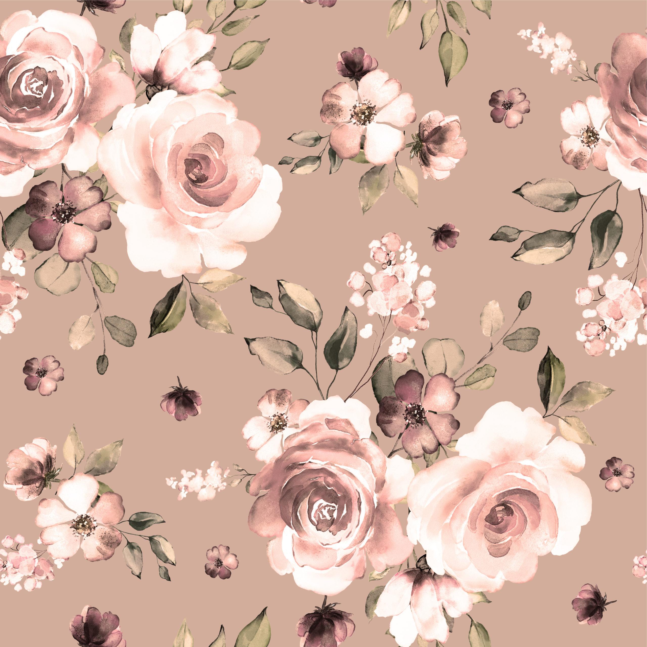Nougat flowers
